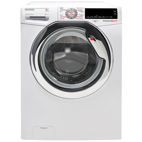 HOOVER Lavatrice Standard DXP59AHP / 1-30 Dynamic Next All in One 9 Kg Classe A+++ Centrifuga 1500 giri