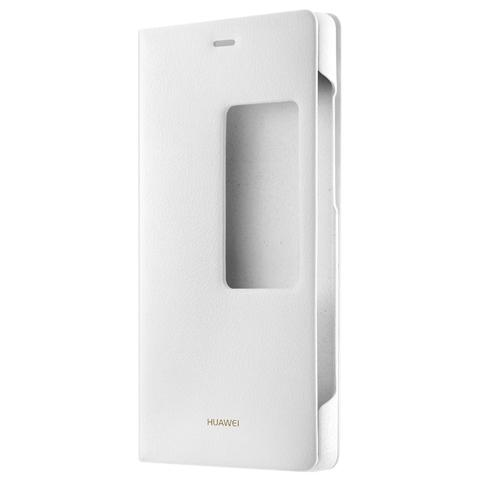 HUAWEI Flip Cover per Ascend P8 - Colore Bianco