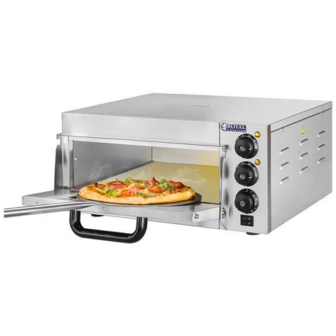 Forno Per Pizza - 1 Compartimento - 2000 Watt