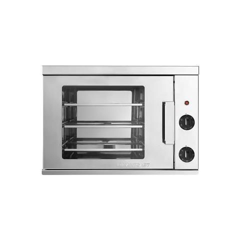 Forno Convezione Elettrico Bar Pizza Brioches 3 Teglie Cm 32x37 Rs0886