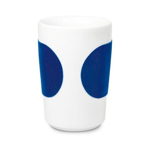 Tazza grande Touch Five Senses colore blu 0,35 l
