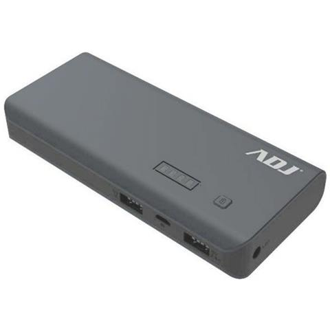 ADJ Power Bank Thor 2.0 da 10000 mAh con Indicatore Batteria