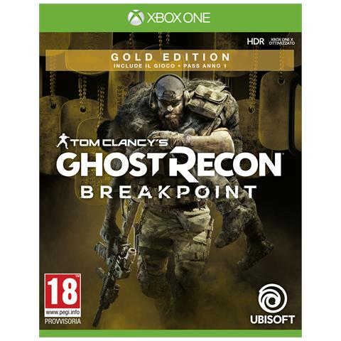 UBISOFT XONE - Ghost Recon Breakpoint Gold Edition