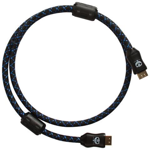 B-TECH BTXLR39-020 / B, HDMI, HDMI, Maschio, Maschio, Dritto, Dritto