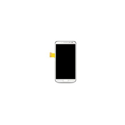 SAMSUNG Schermo LCD + Touchscreen di Ricambio per Smartphone Bianco GH97-14766B