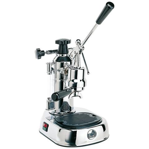 EL Europiccola Lusso Macchina da Caffè Espresso Manuale Capacità 0,80 Litri Potenza 1000 Watt