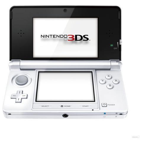 Image of Console Nintendo 3DS Bianco Ghiaccio