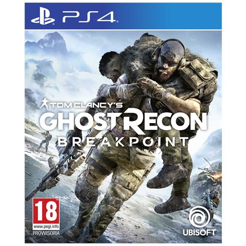 UBISOFT PS4 - Ghost Recon Breakpoint