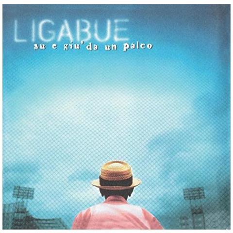 WARNER MUSIC Ligabue - Su E Giu' Da Un Palco (2 Cd)
