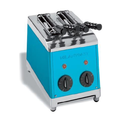 Tostiera Tostapane Tostafette Blu 1300 Watt Rs2037