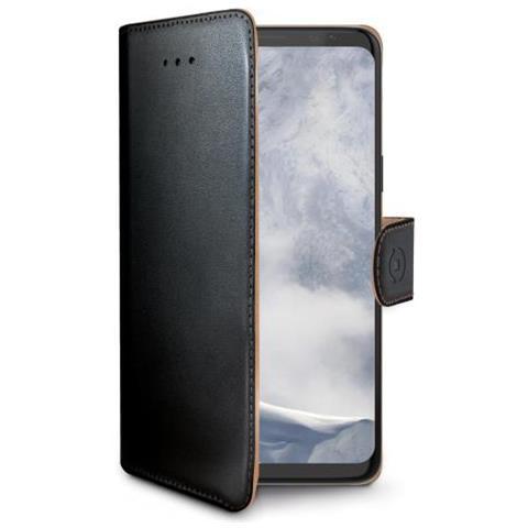 CELLY Flip Cover Custodia Case per Galaxy S9 Plus