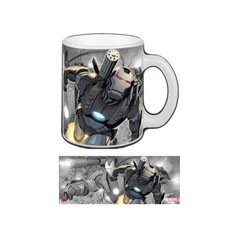 Tazza Iron Man Mug War Machine
