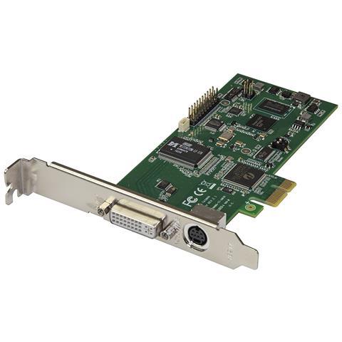 Image of Scheda Acquisizione Video HD PCIe HDMI / VGA / DVI o Video Component a 1080p 60 FPS