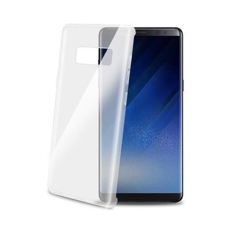CELLY Cover in TPU per Galaxy Note 8 Colore Trasparente