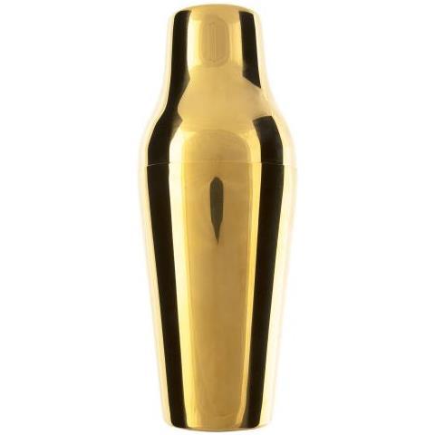 Boston Shaker Parisienne Gold 2 Pezzi Attrezzatura Barman Bartender Rs9211