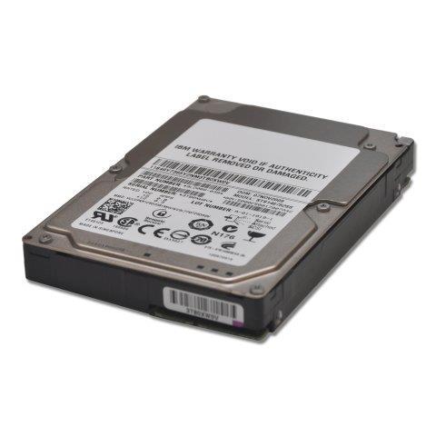 Image of 00NA271, Serial Attached SCSI (SAS) , 1800 GB, 6,35 cm (2.5'') , 5 - 55 C, 5 - 90%, 7 cm