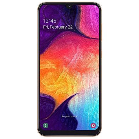 Image of Samsung Galaxy A50 SM-A505F 16,3 cm (6.4'''') 128 GB Doppia SIM 4G Corallo 4000 mAh''