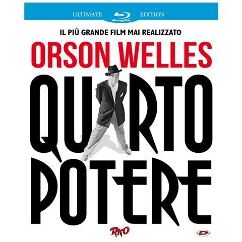 Dynit Rko Quarto Potere - Ultimate Edition (Blu-Ray+Dvd)