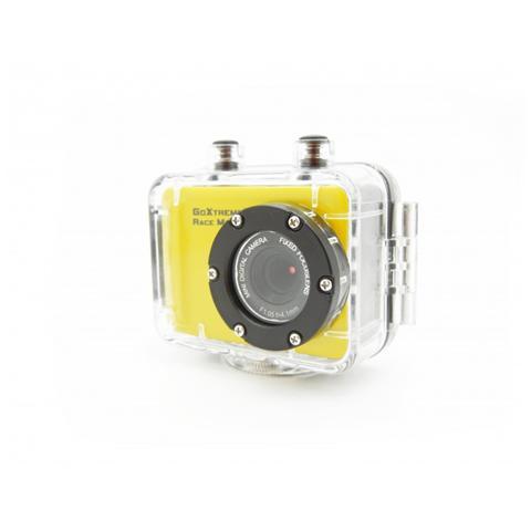 Action Cam GoXtreme Race Micro Filmati HD Ready Display 5' Stabilizzato
