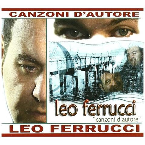 ZEUS RECORD Leo Ferrucci - Canzoni D'autore