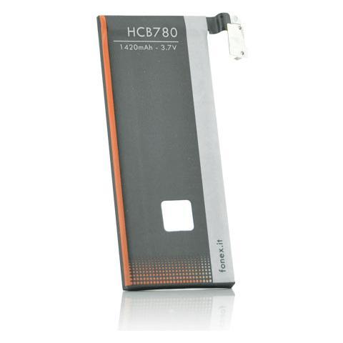 FONEX Batteria Li-Ion High Capacity 1420 mAh per Apple iPhone 4