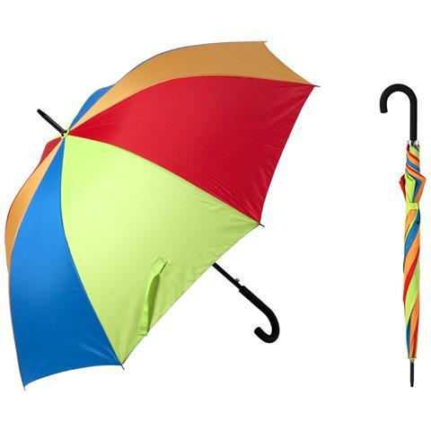 HOME Ombrello Automatico Rainbow Tempo Libero