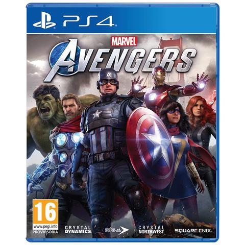 KOCH MEDIA PS4 - Marvel's Avengers - Day one: 04/09/20