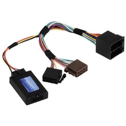 HAMA Steering Wheel Remote Control Adapter Nero cavo di interfaccia e adattatore