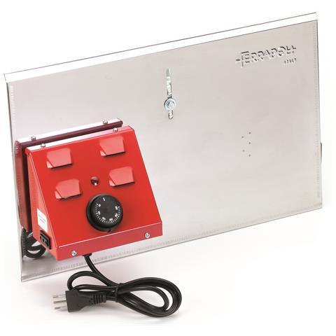 Pannello Elettrico Ferraboli Cm 70 2300w Per Giarrosto Ferraboli Mod. 543