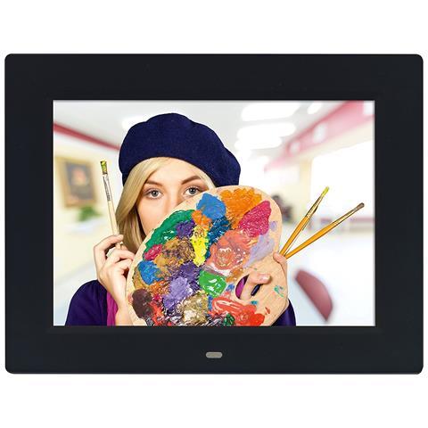 Cornice Digitale 30246 Display 9.7'' Formato 4: 3 Lettore SD / SDHC / MMC / MS Colore Nero
