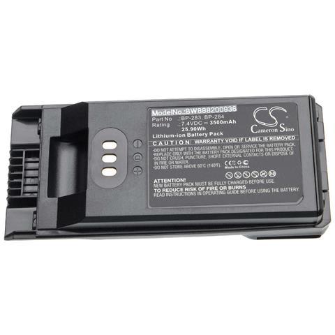 Batteria Compatibile Con Icom Ic-f3400, Ic-f3400d, Ic-f3400dp, Ic-f3400dps, Ic-f3400dpt Ra...