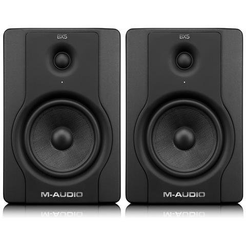 M-AUDIO BX5 D2, Altro, 2-vie, Tavolo / Libreria, 70W, 53 - 22000 Hz, 20000 Ohm