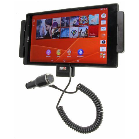 BRODIT 512692 Auto Active holder Nero supporto per personal communication