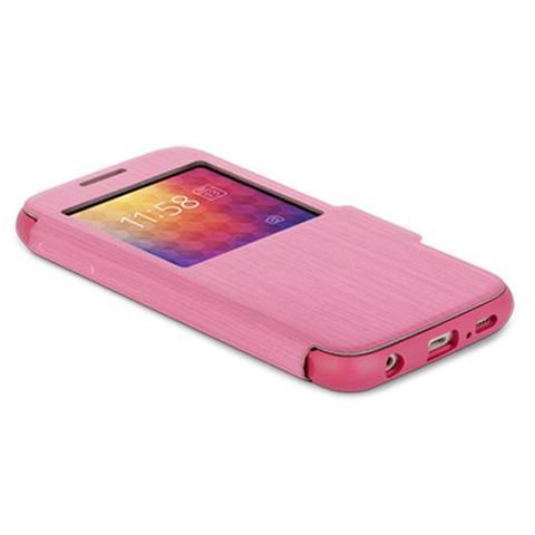 MOSHI Sense Cover Steel Pink Galaxy S6