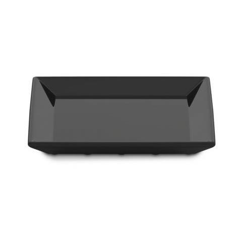 magisso Piatto per sushi auto rinfrescante in terracotta colore nero