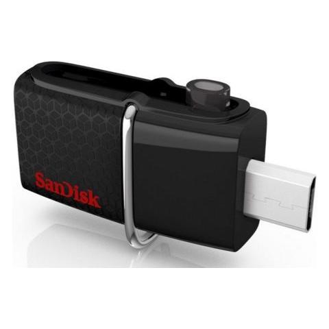 Pendrive Ultra Dual Drive 128 GB Interfaccia USB 3.0 fino a 150 MB / sec