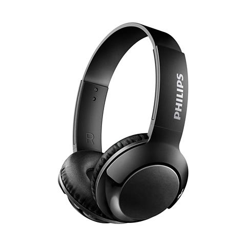 PHILIPS Cuffie SHB3075BK bluetooth On-Ear colore Nero