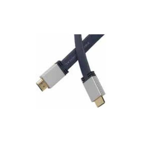 Hagor 2000 0.5m HDMI HDMI Nero, Grigio cavo HDMI