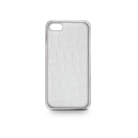 CELLY White Crocodile Cover For Iphone 6