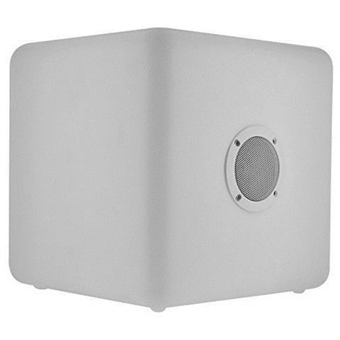 Image of Interactive Color Cube L, Pavimento, Tavolo / Libreria, Bianco, Senza fili, Bluetooth, Bluetooth