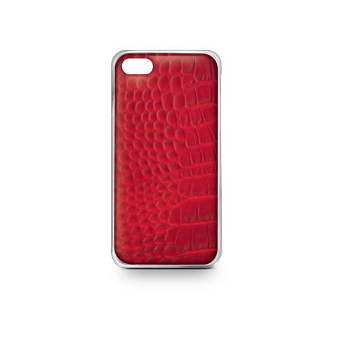 CELLY Red Crocodile Cover For Iphone 6