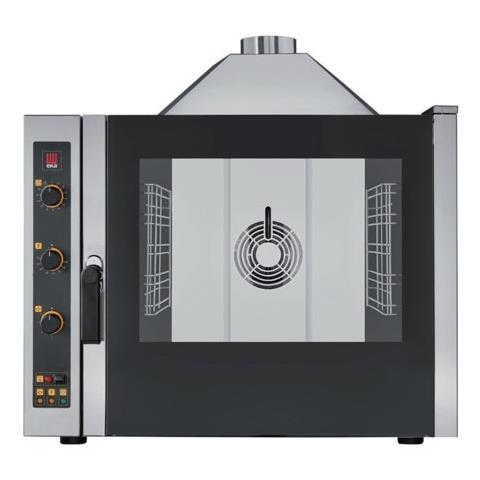 Forno Convezione Gas Ristorante Gastronomia 5 Griglie Gn 1/1 Rs7130