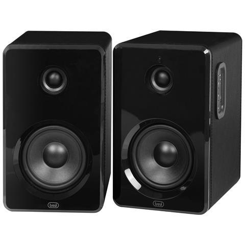 Image of Altoparlanti Amplificati Bluetooth Mp3 Usb Micro Sd Trevi Avx 570 S2