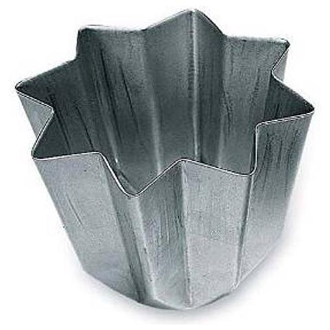 Stampo pandoro alluminio anodizzato 1000gr