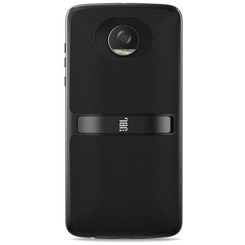 MOTOROLA Altoparlante Aggiuntivo SoundBoost 2 per Smartphone Gamma Moto Z Potenza 6 Watt Colore Nero