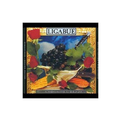 WARNER BROS Ligabue (remastered-jewel Box) Lambrusco. Coltell