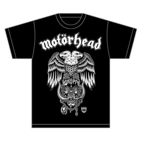 ROCK OFF Motorhead - Hiro Double Eagle (T-Shirt Unisex Tg. S)
