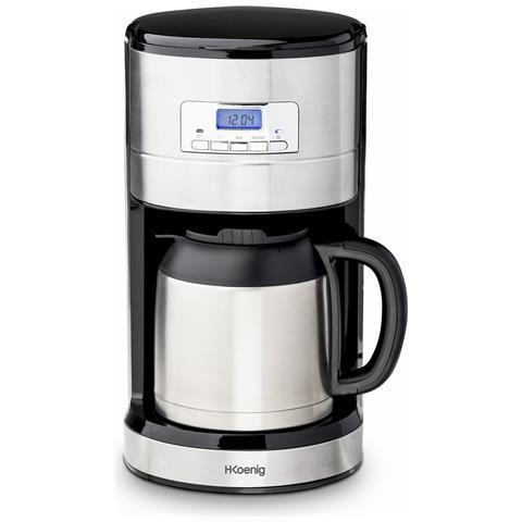 STW26 Macchina Caffè Americano 10 Tazze Potenza 1000 Watt Colore Nero
