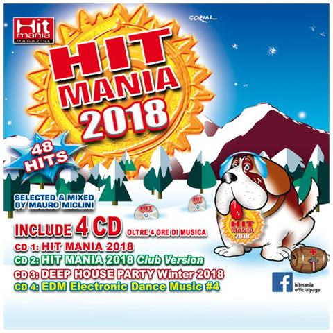 WALKMAN Hit Mania 2018 (4 Cd)