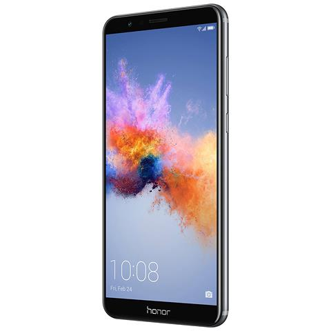 "HONOR 7X Grigio 64 GB 4G / LTE Dual Sim Display 5.9"" Full HD Slot Micro SD Fotocamera 16 Mpx Android Italia"